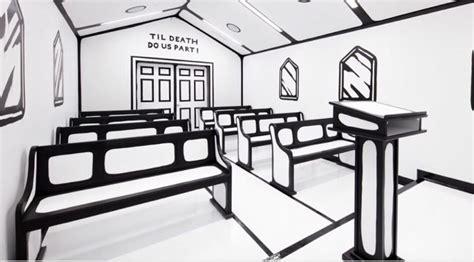 gambar gedung hitam putih kartun kumpulan gambar menarik