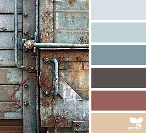 rustic color scheme rustic hues design seeds