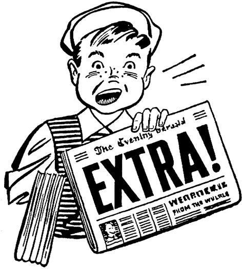 clipart newspaper newspaper clip art clipart best