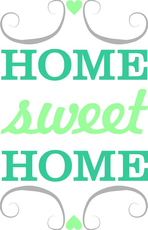 home sweet home print by clementinecreative on deviantart