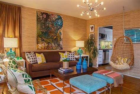 living room modern decor
