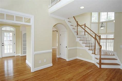 home interior painting in white interior paint color