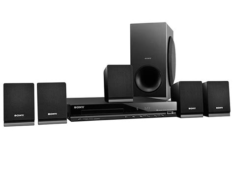 Sony Dvd Home Theater Dav Tz140 sony dav tz140 51 ch home theater surround sound system with dvd pictures