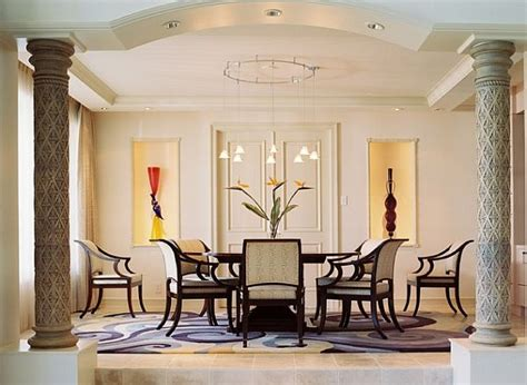 Modern Dining Room Sets Miami art deco interior designs and furniture ideas