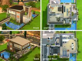 Ranch Home Plans With Open Floor Plans orange vibe the sims catalog