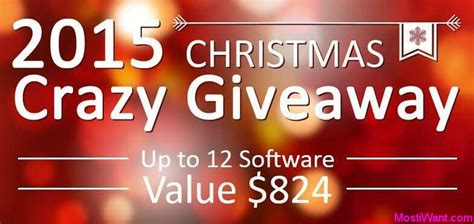 Christmas Giveaway Software - crazy christmas giveaway free download 13 full version software most i want