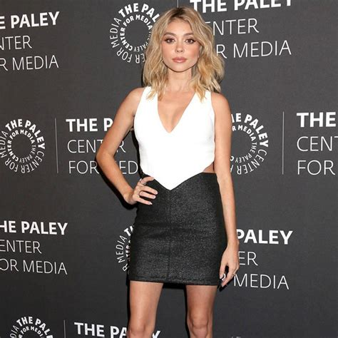 sarah hyland reveals she is taking life saving medication