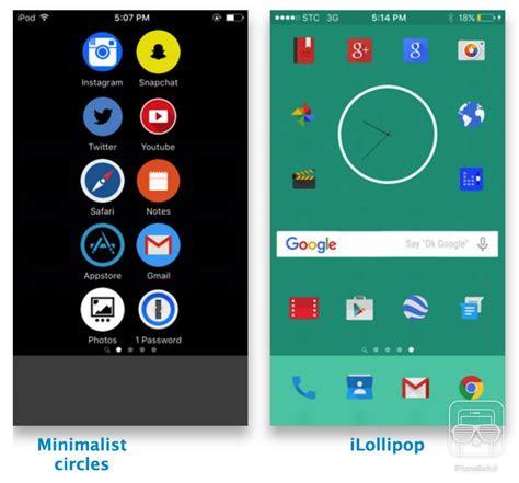 themes iphone 6 sans jailbreak iskin version finale des th 232 mes iphone sans jailbreak