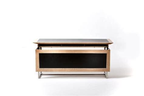custom carbon fiber expandable desk by jg custom design