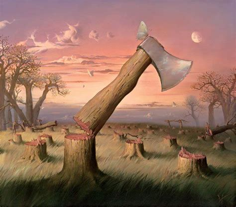 Dali Influenced by Dali Esque Surrealist By Vladimir Kush Russia My