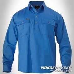 Kaos Merah Design Anti Peluru desain baju seragam keselamatan kerja wearpack safety