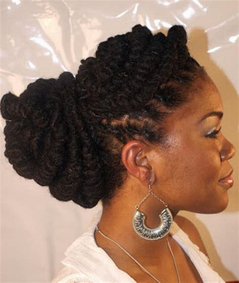 black women natural loc updo hairstyles loc hairstyles for women