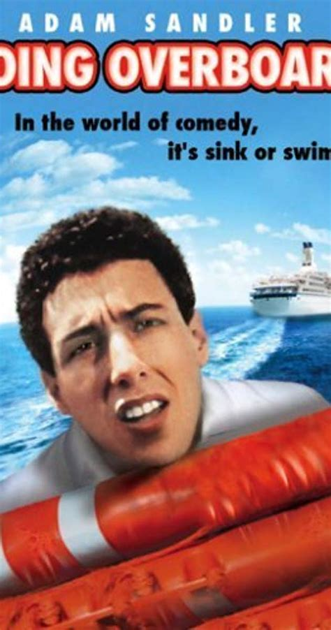 christmas movie that has adam sandler in it going overboard 1989 imdb