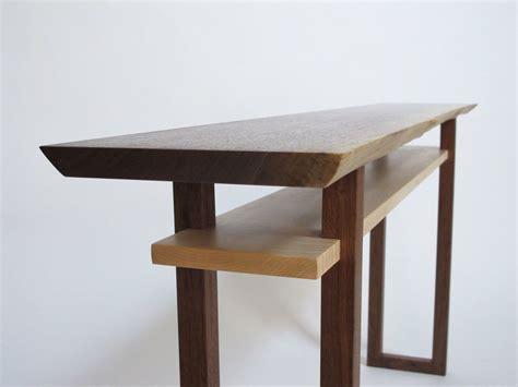 live edge console table live edge console table narrow sofa table live edge hall