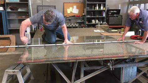 get glass cut for table top custom cutting a glass table top