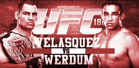 Records In Mexico Ufc 188 Velasquez Vs Werdum Gate And Attendance Set Records In Mexico City