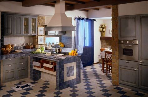 Delicious Cucina Muratura Ikea #1: cucina-in-muratura-blu.jpg