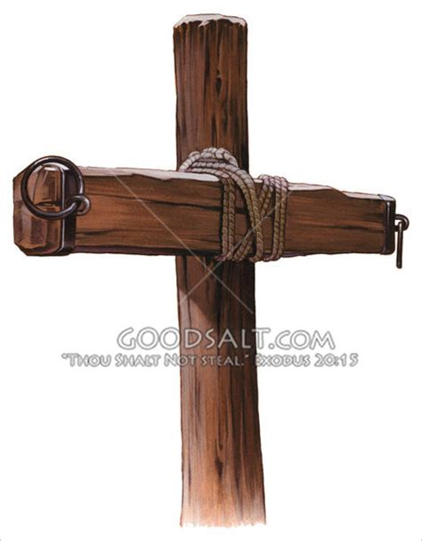 The Song The Old Rugged Cross Wooden Cross