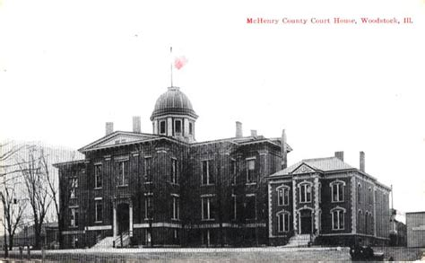Mchenry County Il Court Records Postcards From Mchenry County Illinois