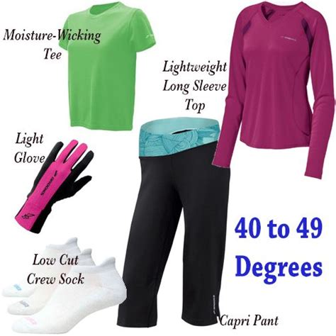 Starting To Dress For Cooler Weather by What To Wear When Running Cool Weather Exercise