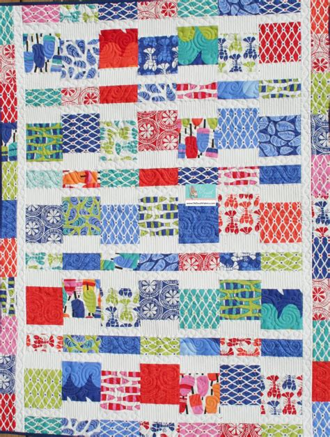 quilt pattern beach house beach house quilt kit features beach house charm pack by moda