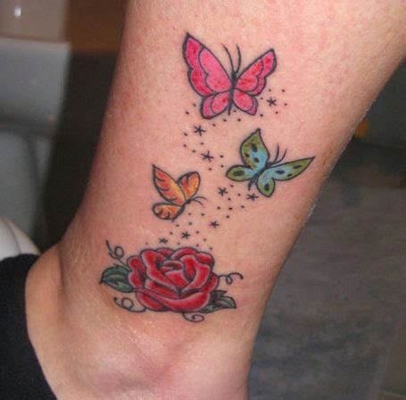 rose and butterfly tattoo meaning 50 really beautiful butterfly tattoos designs and ideas