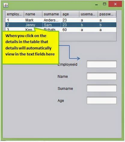java netbeans sqlite tutorial create employee management system using java with sqlite