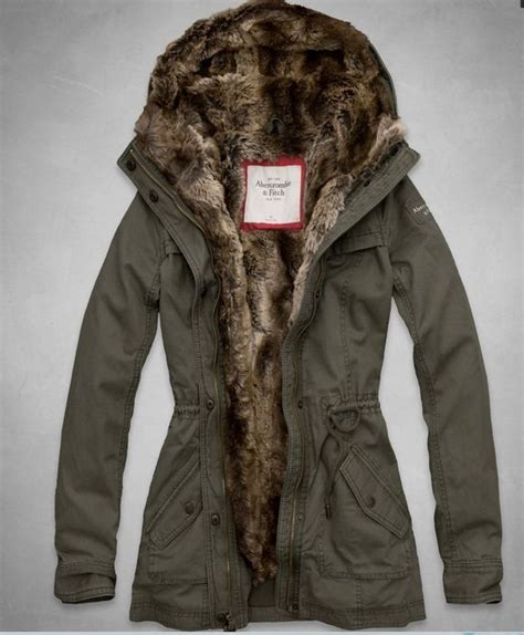Parka Jaket By Salsabila Colection nwt abercrombie fitch a f s hallie parka jacket