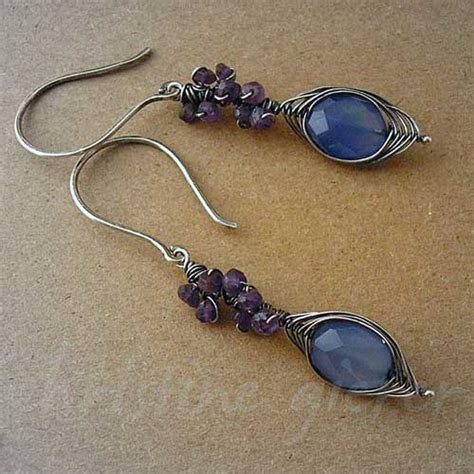 Handmade Earring Ideas - earring designs handmade earring gallery