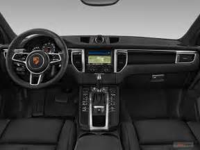 Porsche Macan Interior Space 2016 Porsche Macan Interior U S News World Report