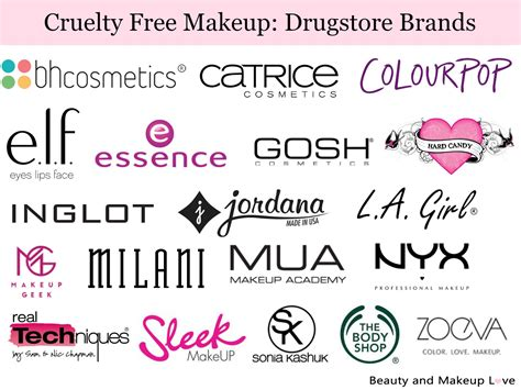 Make Up Brand Makeover 7 cruelty free make up brands that won t the bank