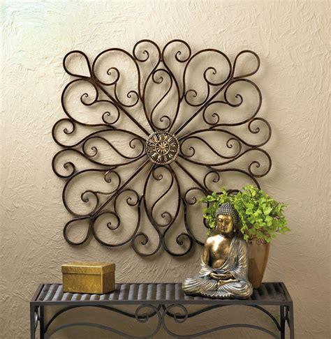 wrought iron wall decor cheap wholesale wrought iron scrollwork medallion wall decor plaque