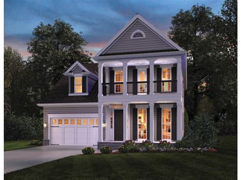 eplans plantation house plan southern charm with new