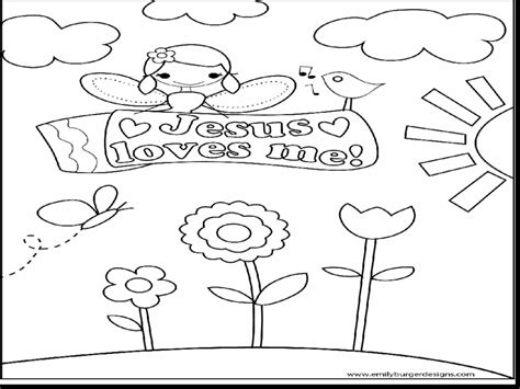 coloring pages jesus and i do love you too coloring pages