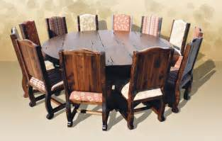 Round Dining Room Table Seats 12 by Large Round Dining Room Table Seats 12 Dining Room