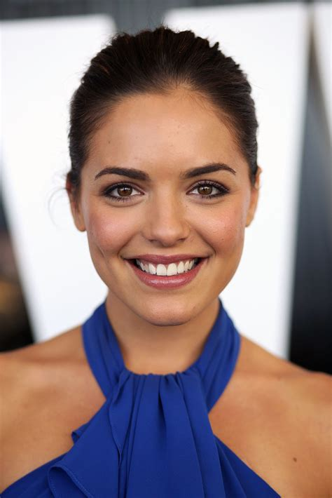 Olympia Valance hair and makeup looks march 25 2015 popsugar australia