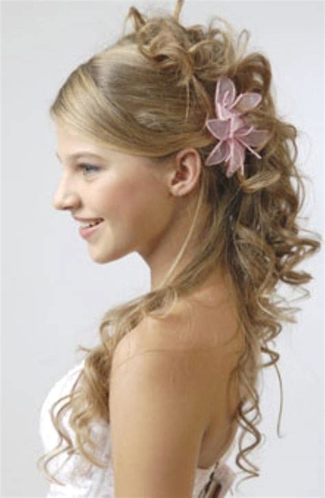 Hairstyles For Hair Prom by Picture Of Prom Hairstyles For Hair Curly Prom