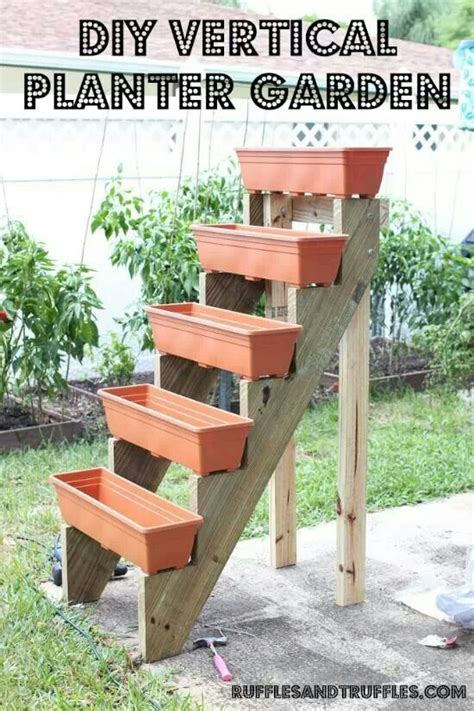 Herb Planter Box Plans by 25 Best Ideas About Tiered Planter On Herb