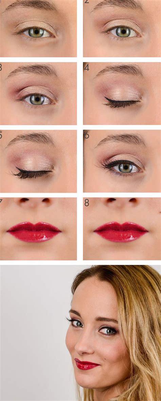 makeup tutorial valentine s day look 12 easy valentine s day makeup tutorials for beginners