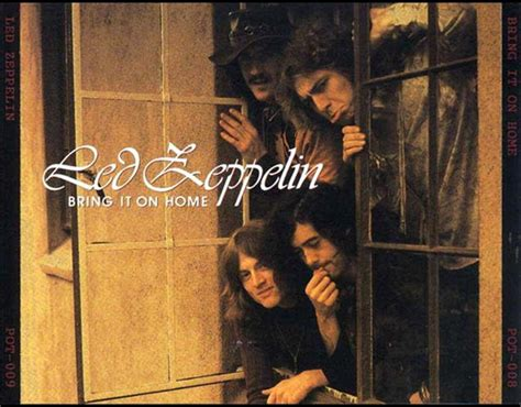 led zeppelin bring it on home cd at discogs