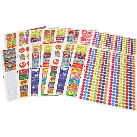 eureka jumbo calendar sticker book calendar template 2017