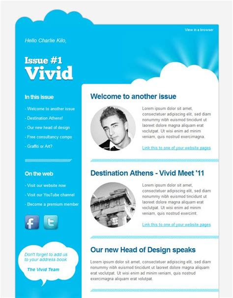 newsletter layout tips 1000 images about editorial newsletter layout on