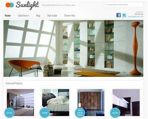 shopify themes premium 35 best premium shopify themes for e commerce web shops