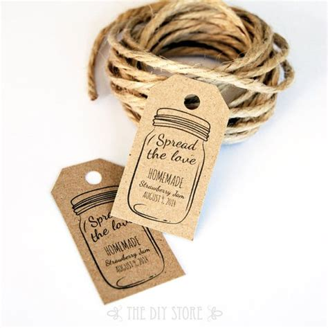 wedding favor labels template spread the wedding favor tag template small hang