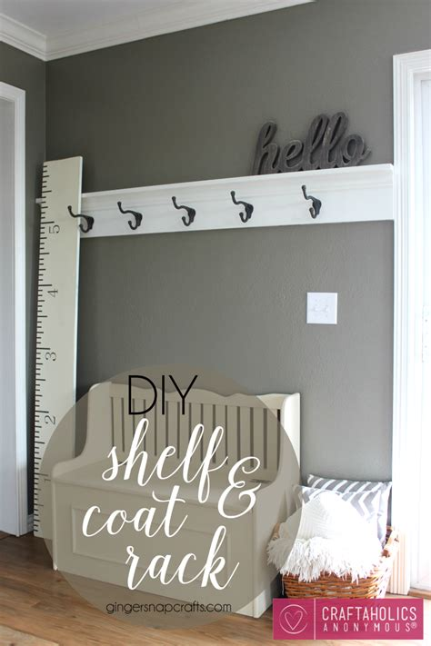 coat hanger ideas  pinterest wood coat hanger branches  coat rack shelf