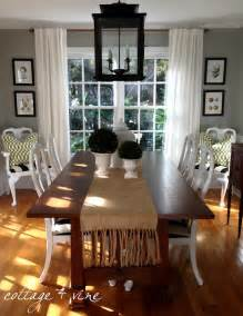 decor ideas for dining room cottage and vine diy home decor blogs
