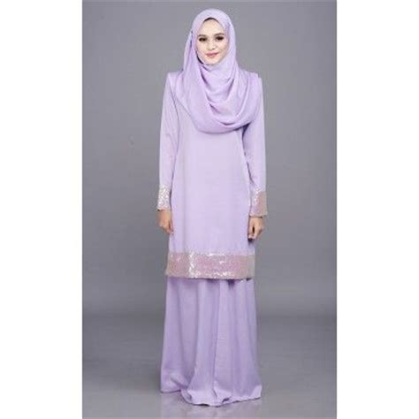 Baju Kurung Purple Grey 168 best images about baju kurung on silk what s and search