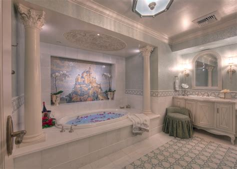 did castles have bathrooms fairy tale suite at the disneyland hotel 171 disney parks blog