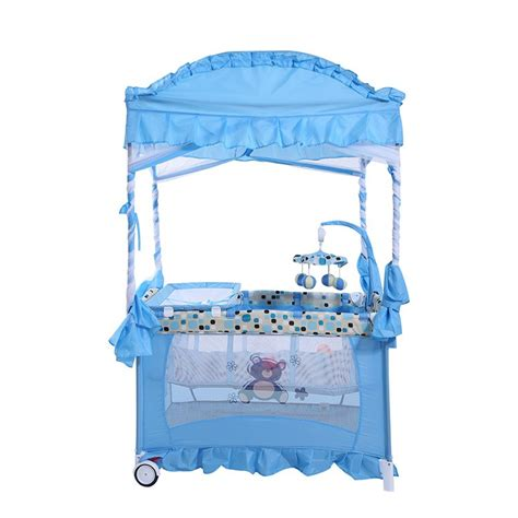 portable baby bed travel 2016 portable foldable baby iron crib travel babys