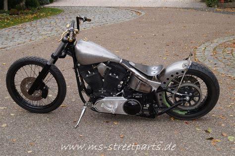 Motorrad Umbau Richtlinien by Harley Komplettumbau Ms Streetparts Motorrad Umbau